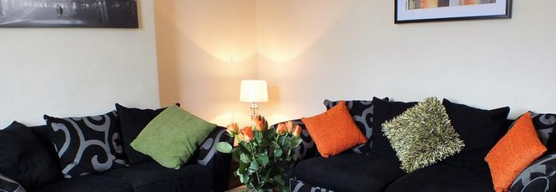 SG Serviced Accommodation – 9 Hungerford Road