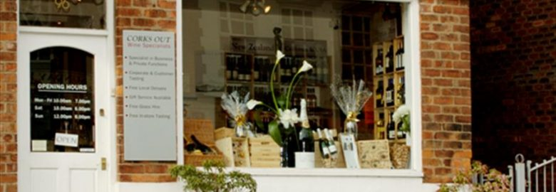 Corks Out Independent Wine and Spirit Specialists Warrington