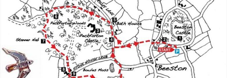 A Circular Walk around Beeston Crag