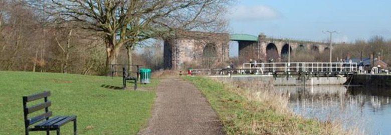 Hunts Lock to Blue Bridge Circular Walk