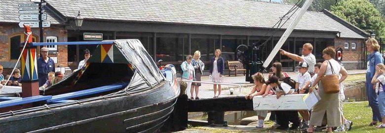 National Waterways Museum – Boat Trip