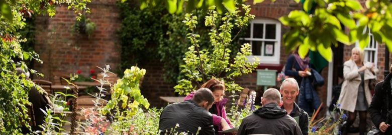 Gardener's Cottage Tea Room Tatton Park
