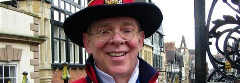 Town Crier Proclamation at the Cross